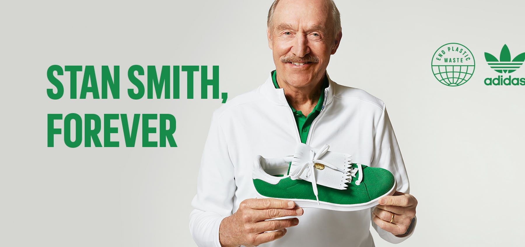 Stan Smith, Forever   adidas Limited Edition Golf Shoe