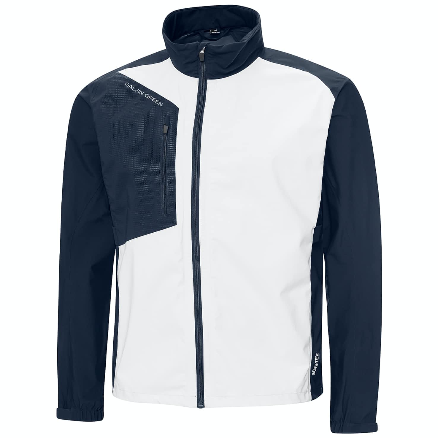 Andres Gore-Tex Stretch Jacket Navy/White - 2019