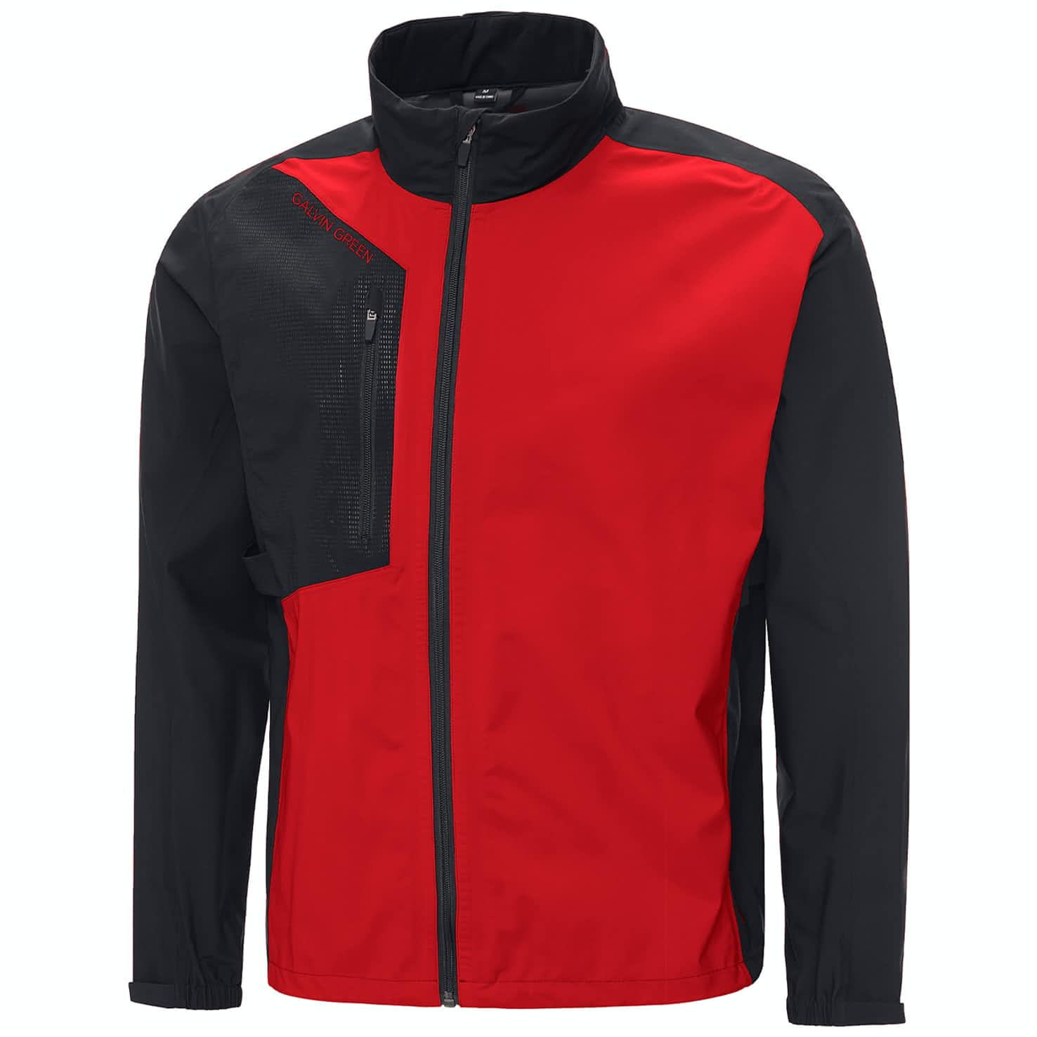 Andres Gore-Tex Stretch Jacket Black/Red - 2019