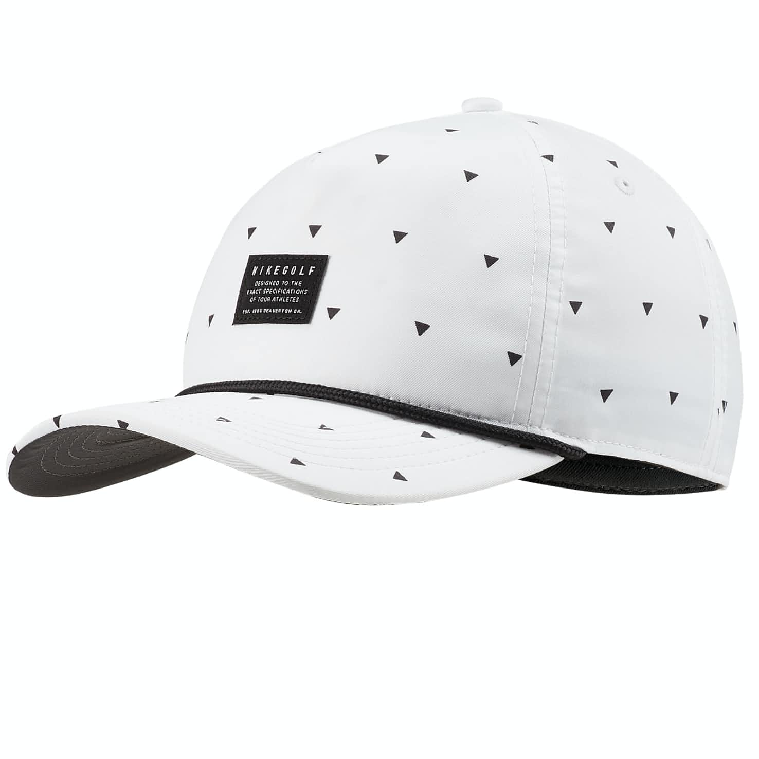 Aerobill Classic 99 Print Cap White/Anthracite - AW19
