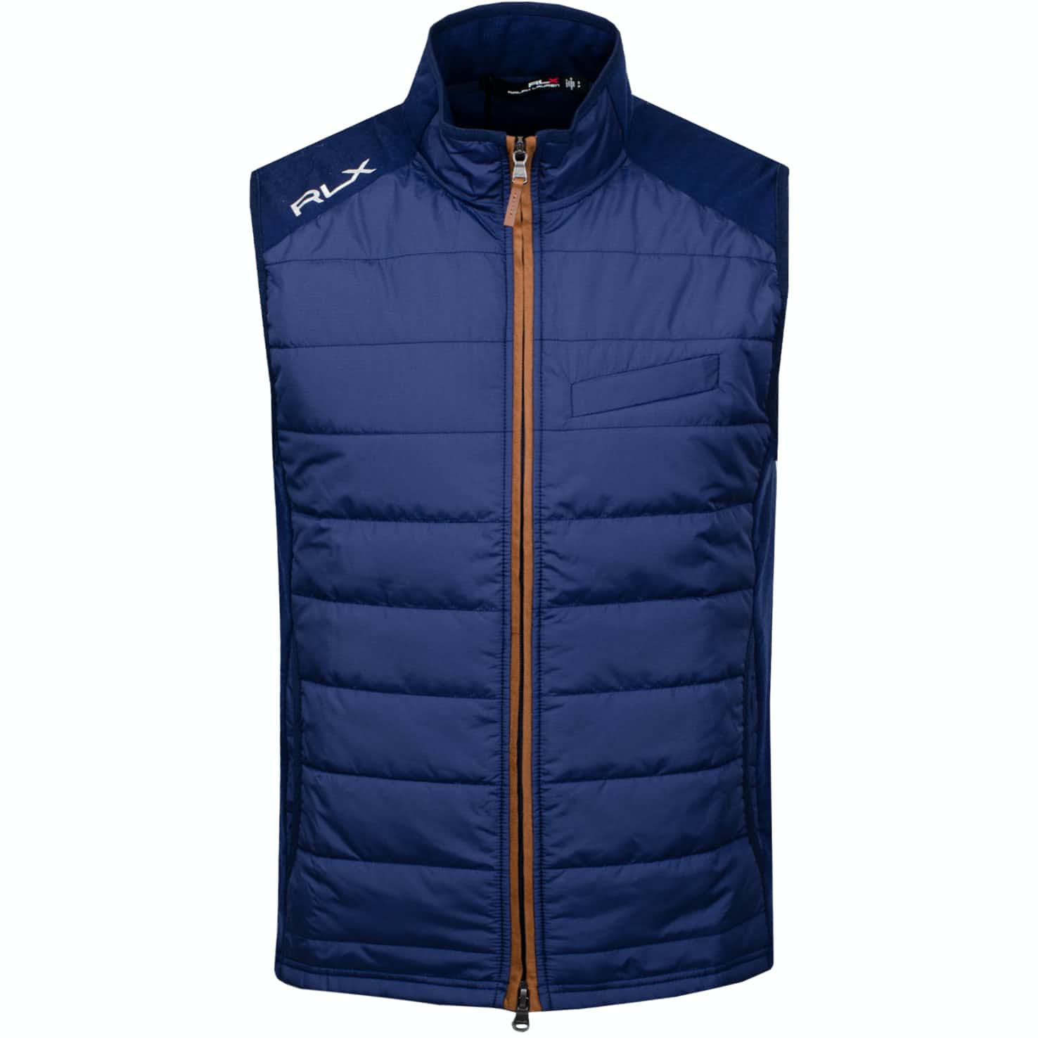 Cool Wool Vest French Navy - AW19