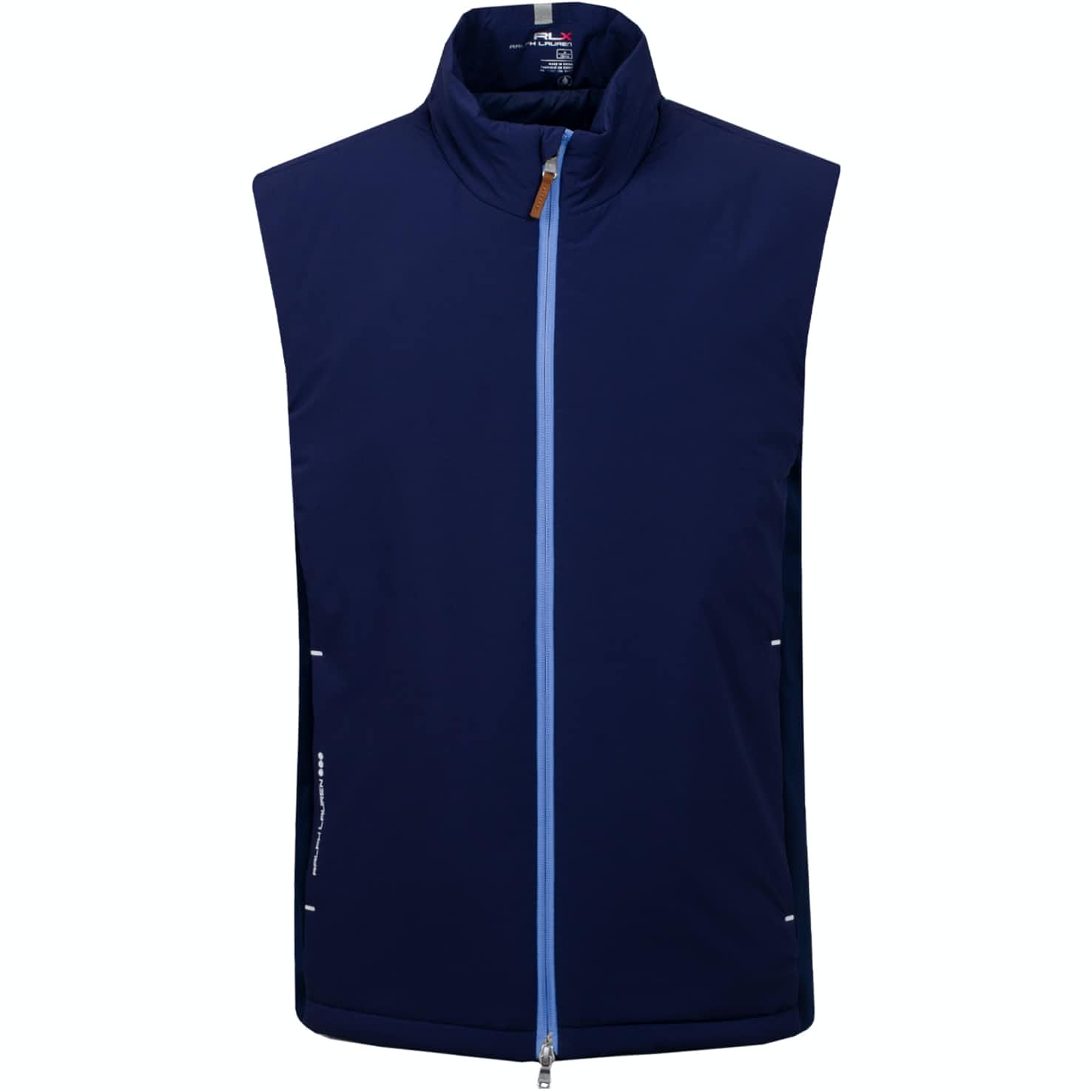 Ascent Stretch Nylon Vest French Navy - AW19