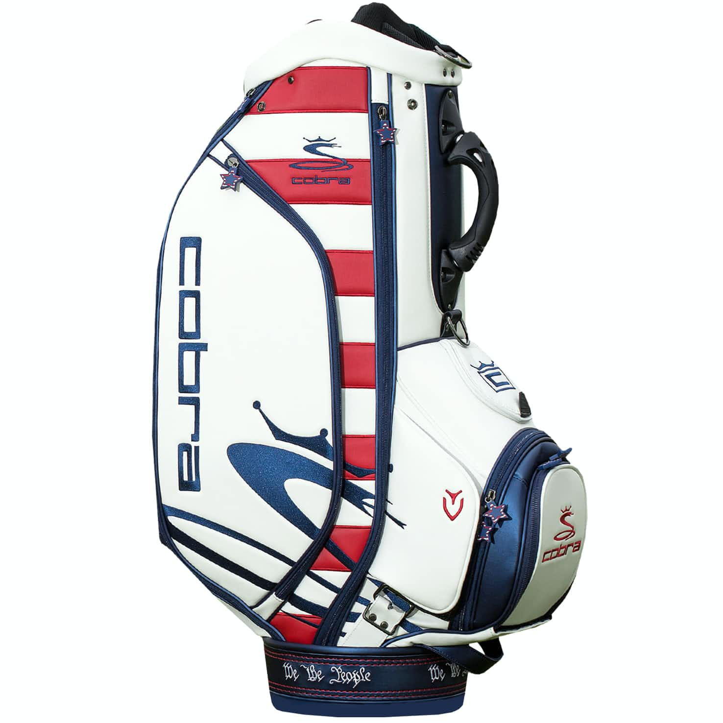 LE Patriot Staff Bag White/Red/Peacoat - 2019